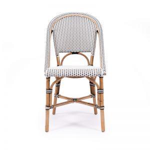 Sorrento Side Chair | Black