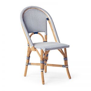 Sorrento Side Chair | Navy