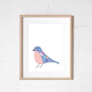 Sparrow | Print