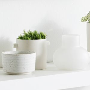 Speckle Bowl | Small | Snow