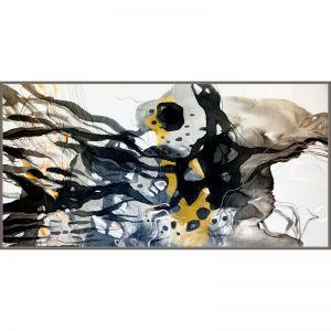 Spreading My Wings | John Martono | Large Framed Print on Canvas