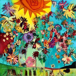 Spring Garden 2019 | Lightbox + Artwork | Various Sizes