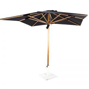 Square Outdoor Umbrella | Various Sizes and Fabrics