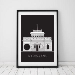 St Kilda Pier | Print