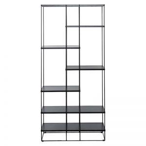 Stacks 6 Shelf Bookshelf | freedom