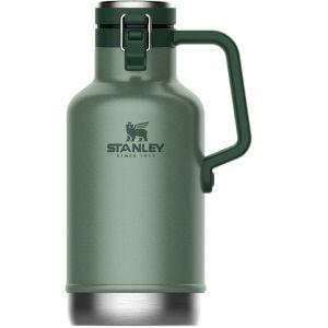 Stanley Easy Pour Beer Growler 1.9 Litres   Hammertone Green