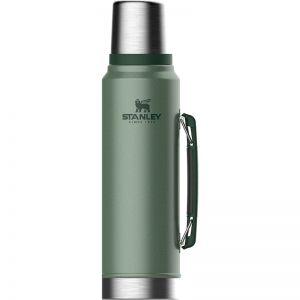 Stanley Vacuum Bottle 1 Litre   Hammertone Green