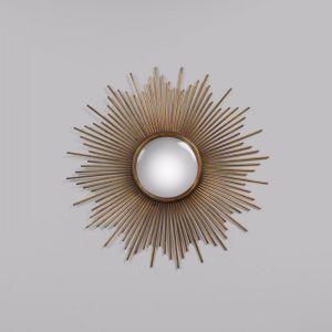 Starburst Mirror | Silver or Gold