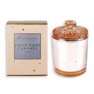 Starluxe Candle by Mrs Darcy | Vieux Port Caramel