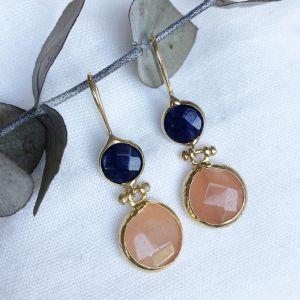 Stasia Double Drop Earrings l Pre Order