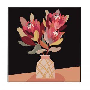 Still Life Wattle | Boxed Canvas Print
