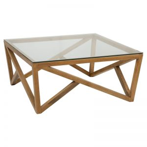Stockholm Coffee Table | Glass