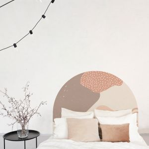 Stone Cenote Nude | Reusable Decal Headboards