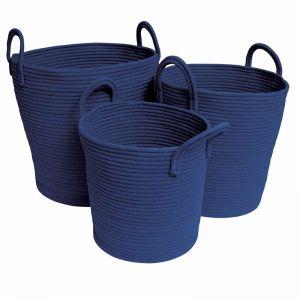 Storage Baskets | Navy - Medium