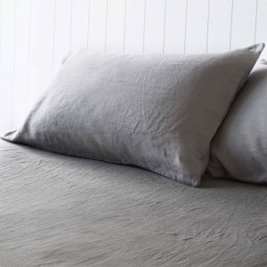 Storm Grey Pillowcases