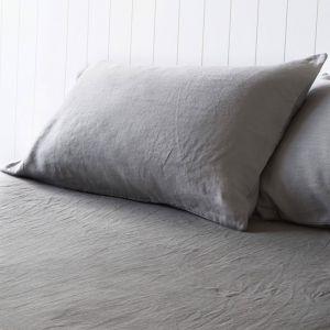 Storm Grey Pillowcases