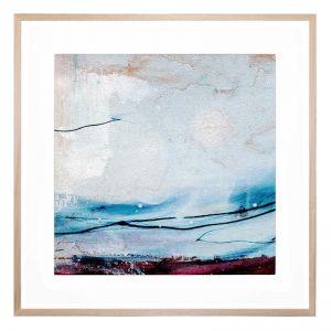 Strange Sky Framed Print by United Interiors