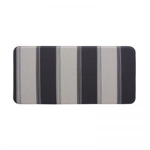 Stripe Deep Cavern | Anti Fatigue Mat | Kitchen, Laundry & Bathroom Mat | Double Sided
