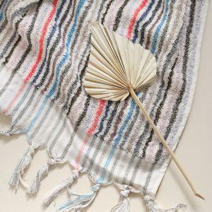 Striped Bath Towel | Pastels