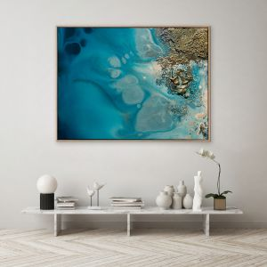 Strong Current | Canvas Print