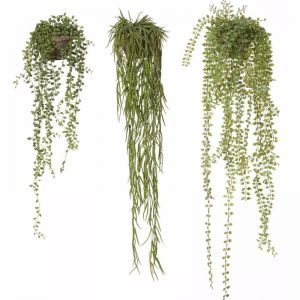 Succulent Potted Faux Plant