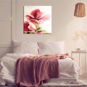 Sugar Bloom | Canvas Print by United Interiors