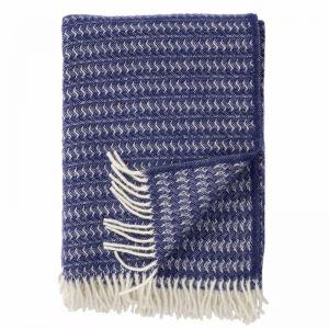 Sumba Blanket | Ash Blue