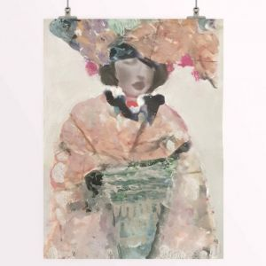 Summer Kimono by Tabitha Stowe | Ltd Edition Print | Art Lovers Australia