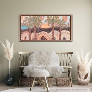 Summer Love | Canvas Print by Aurora Art