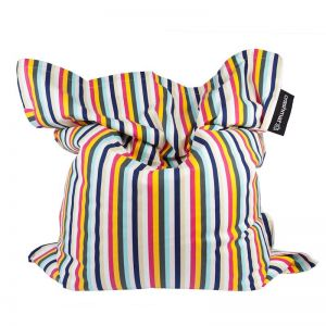 Summer Stripe Crashmat Beanbag