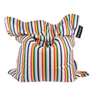 Summer Stripe Crashmat Beanbag