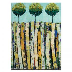Summer Trees | Anna Blatman | Canvas or Print by Artist Lane