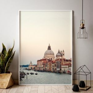 Sunset In Venice | Limited Edition art prints | Unframed | 3 sizes