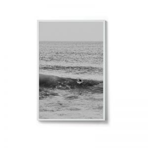Surfs Up 03   Limited Edition Framed Print   by Australian Photographer Trudy Pagden