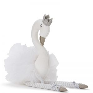Swan Plush Dolls | Large White