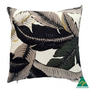 Sway Onyx Cushion Cover | Indoor/Outdoor