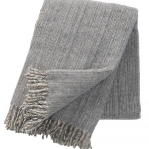 Swedish Bjork Blanket | Grey