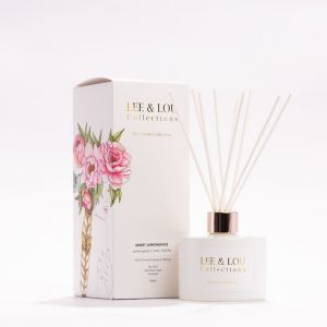 Sweet Lemongrass   BLOOM Scented Diffuser By Lee and Lou