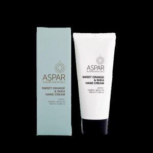 Sweet Orange & Shea Hand Cream by ASPAR