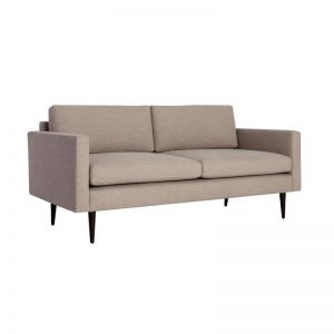 Swyft | Model 01 Linen 2 Seater Sofa | Pumice