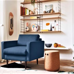 Swyft | Model 01 Velvet Armchair | Teal | Pre Sale