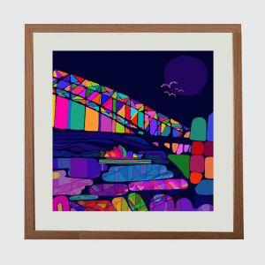 Sydney Harbour Sunset | Limited Edition | Fine Art Print