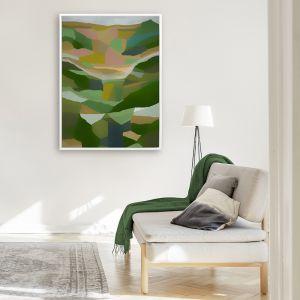 Tablelands | Canvas Print