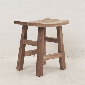 Tahana Curved Stool
