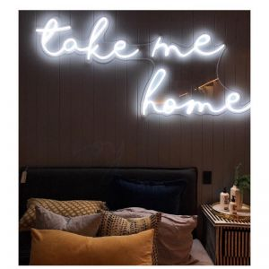 Take Me Home | Neon Light | Various Colours