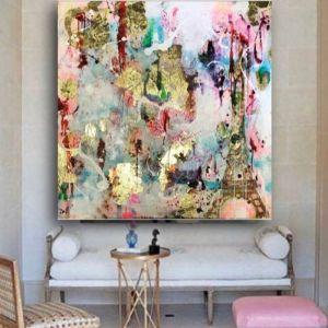 Take me to Paris | Original Artwork on Canvas by Melissa La Bozzetta. SOLD. Please Inquire.