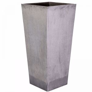 Tall Tapered Square Planter 70cm