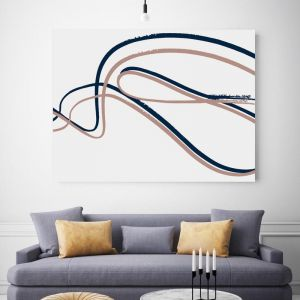 Tamed Bud | Canvas Wall Art by Beach Lane