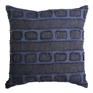 Tandall Cushion   50x50cm   Indigo