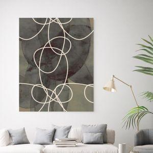 Tangled Dreams | Canvas Wall Art by Beach Lane